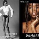 The Face Paris Showcard S/S 2015