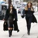 Kim Kardashian stopping by a sporting goods store in Woodland Hills, Ca January 30, 2015