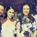 Chiz & Heart Wedding: Twice the love; twice to forever - 454 x 255