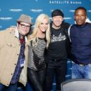 Jamie Foxx attend SiriusXM at Super Bowl XLIX Radio Row at the Phoenix Convention Center on January 30, 2015 in Phoenix, Arizona - 454 x 313