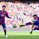 FC Barcelona v. Valencia April 18, 2015 Camp Nou