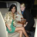 Jaslene Gonzalez - Apr 17 2008 - Conde Nast Traveler Event