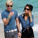 Tom Felton and Jade - 450 x 323