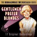 Gentlemen Prefer Blondes Original 1949 Broadway Cast Starring Carol Channing - 454 x 454