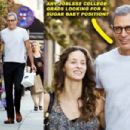Emilie Livingston and Jeff Goldblum - 454 x 303