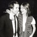 Carrie Fisher and Paul Simon - 454 x 641