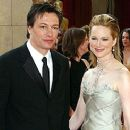 Laura Linney and Marc Schauer