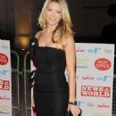 Caprice Bourret - Children's Champion Awards 2010, 3 March 2010