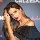 """Sara Carbonero – Calzedonia """"Party Collection"""" Launch in Madrid 11/28/2018 - 454 x 681"""