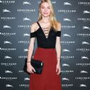 Aline Weber – Longchamp Fifth Avenue Store Opening in NY - 454 x 681