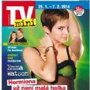Emma Watson - TV Mini Magazine Cover [Czech Republic] (25 January 2014)