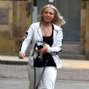 Lucy Fallon – Out in Manchester - 454 x 711