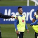 Neymar and Brazil get to work as home nation begin preparations for Rio Olympics
