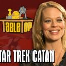 Jeri Ryan on TableTop - 454 x 255