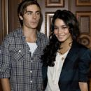 Zac Efron and Vanessa Anne Hudgens
