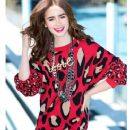 Lily Collins - Seventeen Magazine Pictorial [United States] (September 2013)