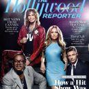 Jennifer Lopez, Randy Jackson, Steven Tyler, Ryan Seacrest - The Hollywood Reporter Magazine Cover [United States] (25 May 2011)