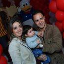Felipe Massa and Rafaela Bassi - 454 x 340