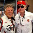 Mario Andretti & Paul Newman - 320 x 240