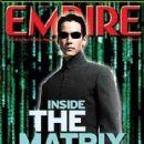 Keanu Reeves - Empire Magazine [United Kingdom] (June 2003)