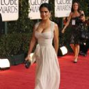 Salma Hayek - 66th Annual Golden Globe Awards, 11/01/09