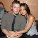 Norman Reedus and Jarah Mariano