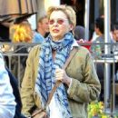 Annette Bening was spotted shopping with her daughter at The Grove in Hollywood, California on March 31, 2017 - 454 x 595