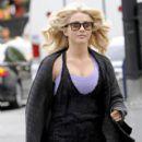Julianne Hough takes a stroll in New York City - 396 x 594
