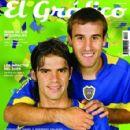 Rodrigo Palacio - El Grafico Magazine Cover [Argentina] (January 2006)