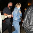Miley Cyrus – Arriving at the Bowery in New York
