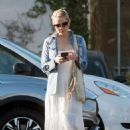 Kate Hudson in Long Dress at the Electric Lodge in Venice - 454 x 707