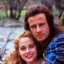 Christopher Lambert and Beatie Edney