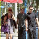 Hayden Panettiere and Milo Ventimiglia