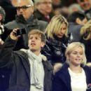Sebastian Vettel and Hanna Prater - 454 x 319