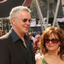 Susan Sarandon and Tim Robbins