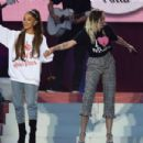 Ariana Grande – Performs on One Love Manchester Benefit Concert in Manchester - 454 x 303