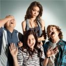 Sarah Hyland, Ariel Winter, Rico Rodriguez, and Nolan Gould will be following in their TV parents footsteps! - 400 x 400