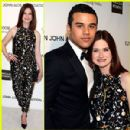Jacob Artist and Bonnie Wright - 300 x 300