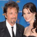 Al Pacino and Lucila Sola - 427 x 594