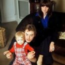 Hywel Bennett and Cathy McGowan - 376 x 512