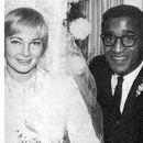 May Britt and Sammy Davis, Jr.