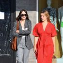 Dakota Johnson – Heads to lunch with a friend in Los Angeles