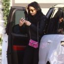 Ariel Winter – Arriving to a friend's house in Beverly Hills - 454 x 763