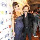 Paula Morales and Fabián Vena