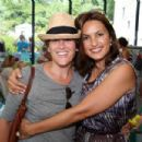 Mariska Hargitay CMEE Benefit In Bridgehampton, NY, July 24, 2010
