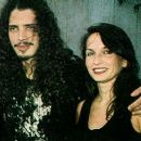 Chris Cornell and Susan Silver - 350 x 257