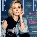 Diane Kruger – Elle France Magazine (January 2018) - 454 x 588