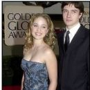 Topher Grace and Erika Christensen