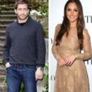Minka Kelly and Jake Gyllenhaal