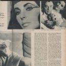 Elizabeth Taylor - Idun Magazine Pictorial [Sweden] (28 June 1963)